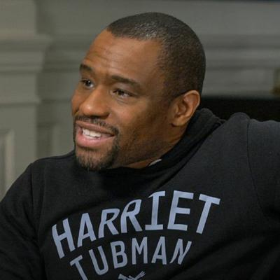 Cover art for The Candace Owens Show: Marc Lamont Hill