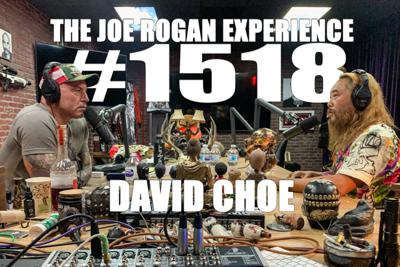 Cover art for #1518 - David Choe