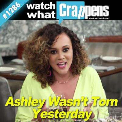 Cover art for RHOP: Ashley Wasn't Torn Yesterday