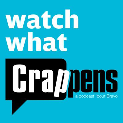 A daily podcast that revels in all thing Bravo. Join Ben Mandelker and Ronnie Karam as they praise, ridicule, and eviscerate the Real Housewives, Vanderpump Rules, Below Deck, Southern Charm and whatever other crap Bravo throws at us. We mock because we love. Support us at www.patreon.com/watchwhatcrappens for bonus episodes, ringtones, and live group video chat parties.