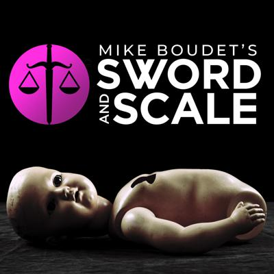The Sword and Scale true-crime podcast is an immersive audio experience covering the dark side of humanity and human nature. Our stories delve into the worst of the worst and include murder, rape, dismemberment and cannibalism. No crime is too brutal and no victim is too pure. The worst monsters are real.