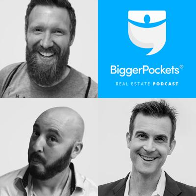 """Imagine you are friends with hundreds of real estate investors and entrepreneurs. Now imagine you can grab a beer with each of them and casually chat about failures, successes, motivations, and lessons learned. That's what The BiggerPockets Podcast delivers.Co-hosted by Brandon Turner, David Greene, and BiggerPockets founder Joshua Dorkin, this podcast provides actionable advice from investors and other real estate professionals every week. The show won't tell you how to """"get rich quick"""" or sell you a course, boot camp, or guru system; instead, the BiggerPockets Podcast will give you real strategies that work for real people.Start listening and join the 1.3 million members who are learning to invest! Visit biggerpockets.com, and follow us on Instagram (@biggerpockets, @beardybrandon, @davidgreene24, @jrdorkin) and Twitter (@BiggerPockets, @BrandonAtBP, @DavidGreene24, and @jrdorkin)."""