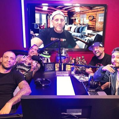 Cover art for #340:  Conspiracy Always Leads To Spirituality with Eddie Bravo, Joe Schilling and David Weiss