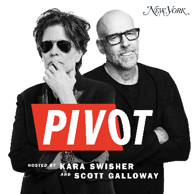 Every Tuesday and Friday, Recode's Kara Swisher and NYU Professor Scott Galloway offer sharp, unfiltered insights into the biggest stories in tech, business, and politics. They make bold predictions, pick winners and losers, and bicker and banter like no one else. After all, with great power comes great scrutiny. From New York Magazine and the Vox Media Podcast Network.
