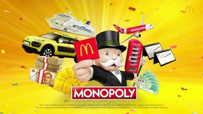 Cover art for McMillions
