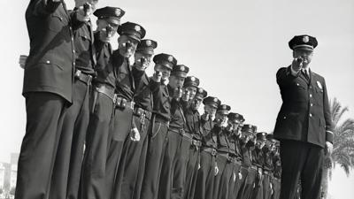 Cover art for American Police